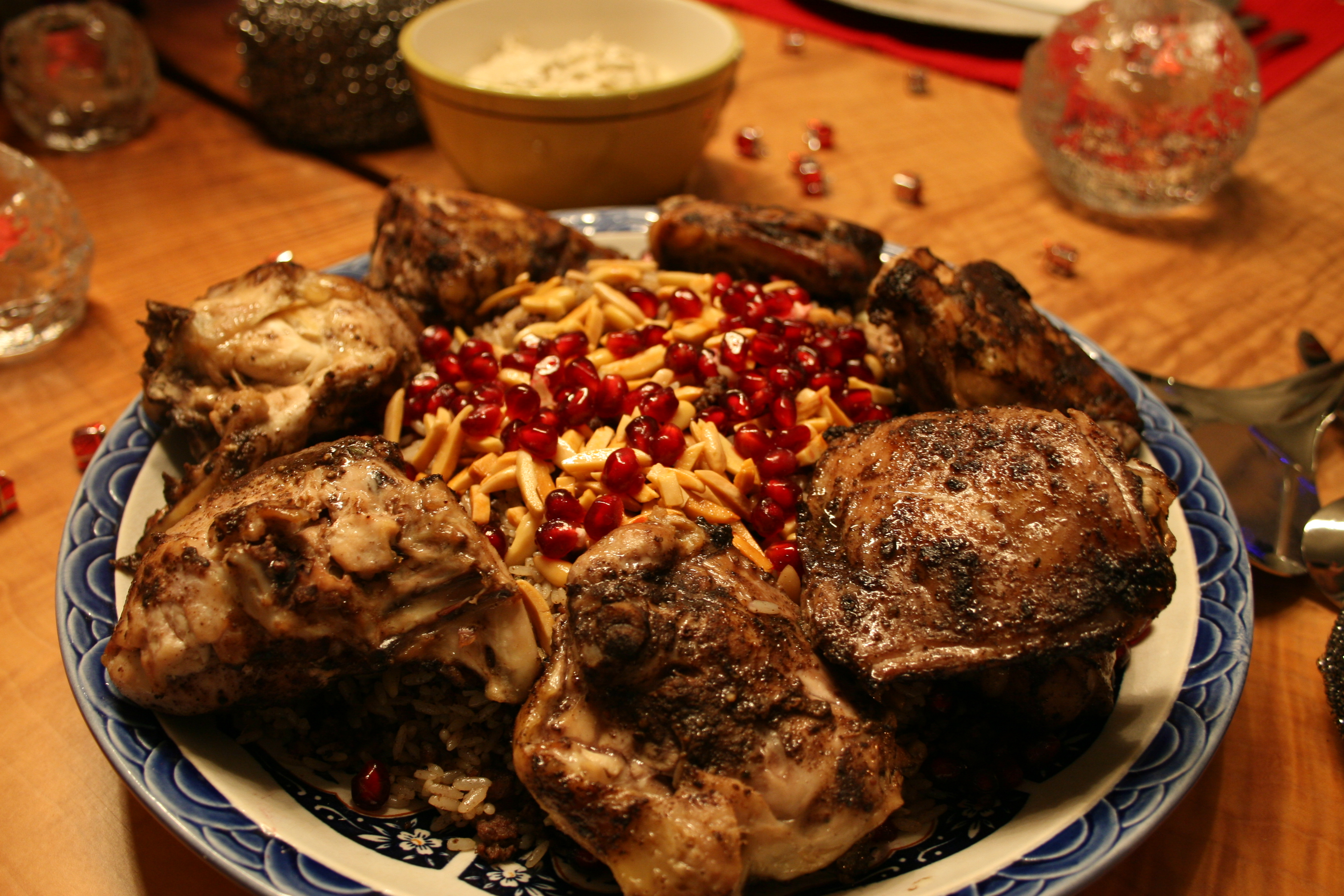 Lebanese chicken and hashweh beef and rice gentlemangourmet in forumfinder Gallery