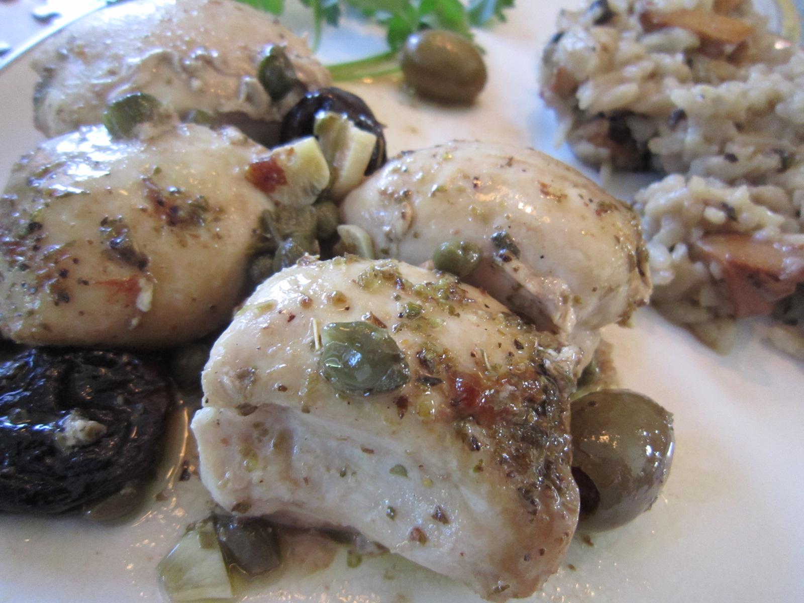 Chicken Marbella | gentlemangourmet