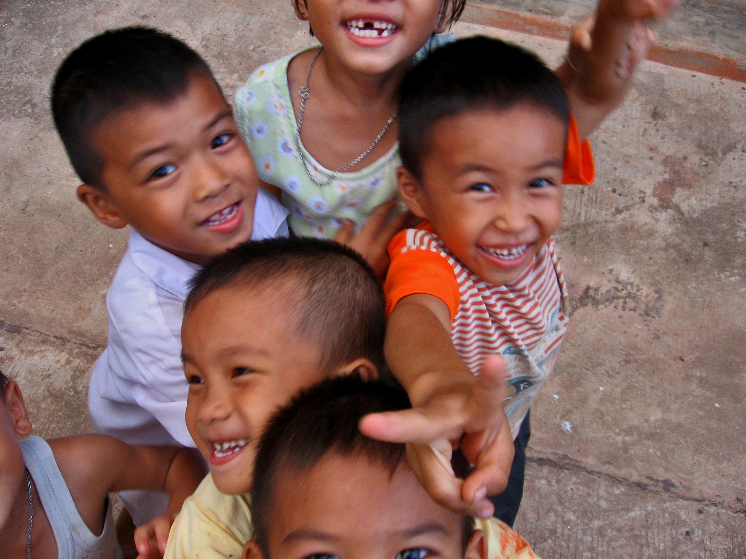 thai child Local children ...