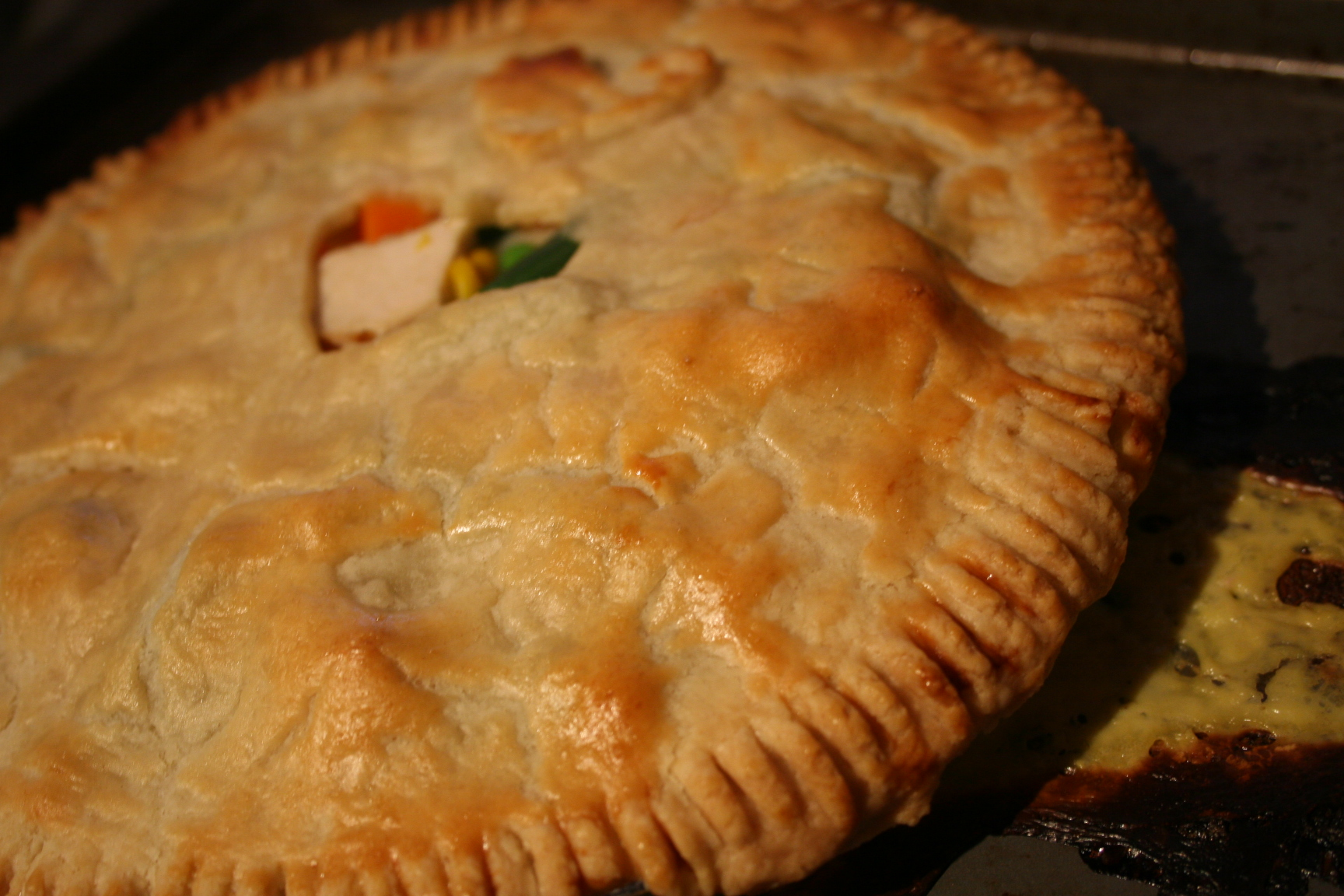 Easy and (Mostly) Healthy Chicken Pot Pie | gentlemangourmet